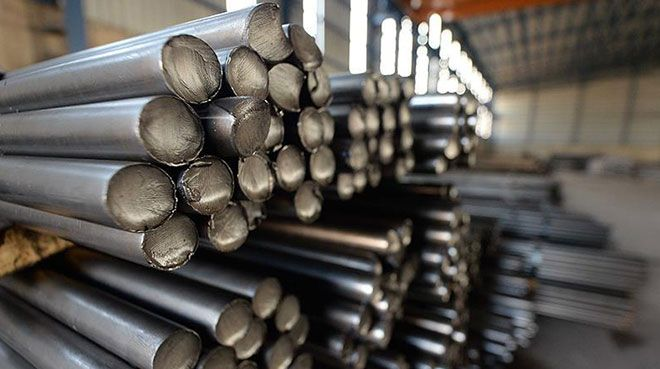 Çelikte üretim azaldı, ihracat arttı