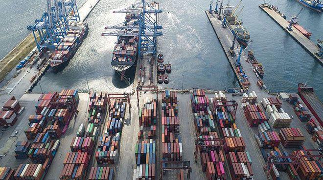 BDT`ye ihracat ocak-nisan döneminde arttı