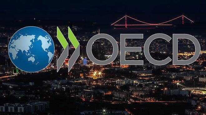 OECD ülkelerinde GSYH düşüşte