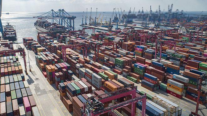 Ege`nin ihracatının yüzde 33`ü Türk Eximbank destekli