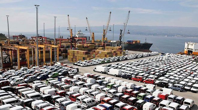 2019`da en fazla ihracat otomotiv endüstrisinde