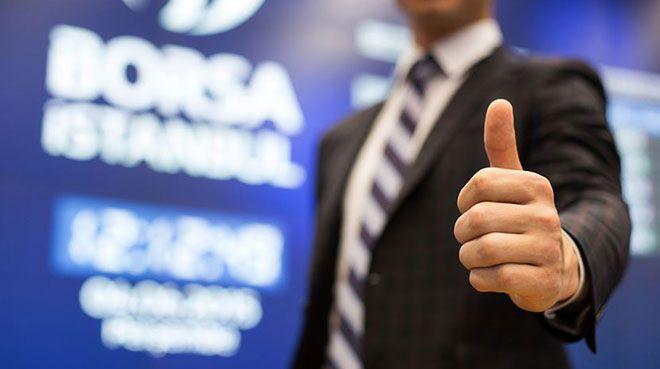 Borsa son 8 ayın en iyi performansını gösterdi
