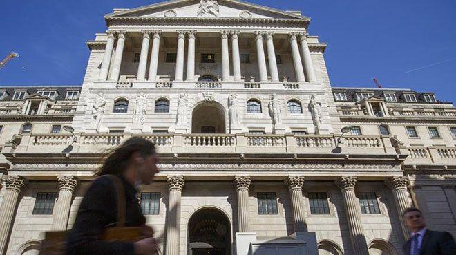 İngiltere Merkez Bankası faiz oranını sabit tuttu