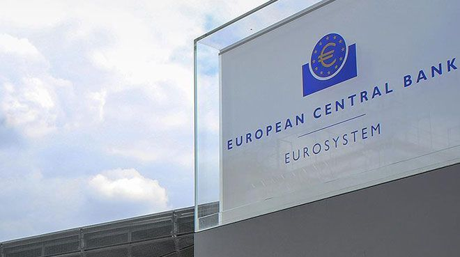 ECB anketinde büyüme beklentisi yukarı yönlü revize edildi