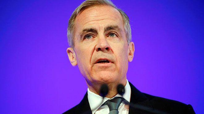 İngiltere Merkez Bankası Başkanı`ndan koronavirüs açıklaması