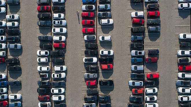 Çin`de otomobil satışları sert düştü!