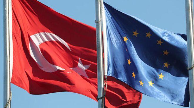 Türkiye`de sanayinin çarkları AB`den hızlı döndü
