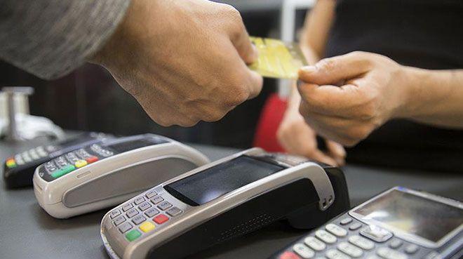 Kredi kartı harcamaları ocakta arttı