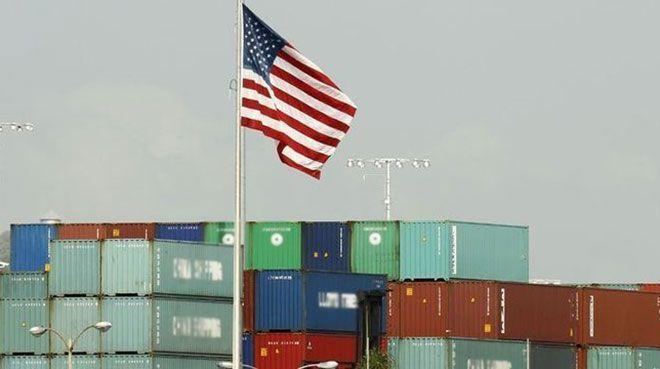 ABD`nin ticaret açığı 10 yılın zirvesine çıktı