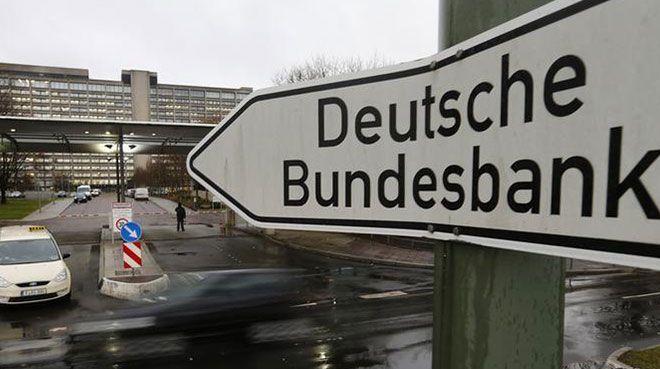 Bundesbank'tan ikinci çeyrekte `büyüme` uyarısı