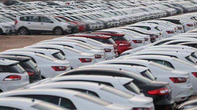 Avrupa otomobil pazarı yüzde 2,9 azaldı