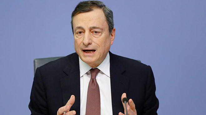Draghi mali birlik çağrılarına destek verdi