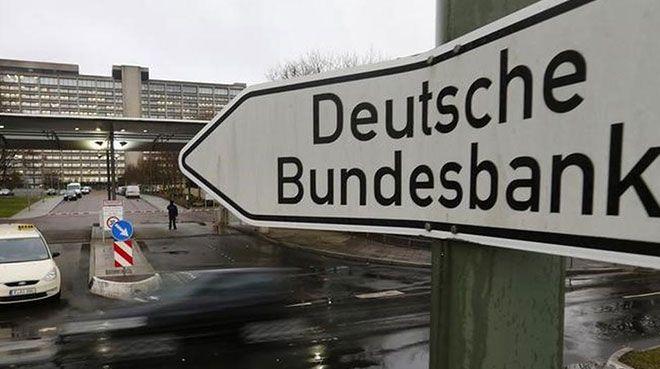 Bundesbank'tan `resesyon` uyarısı