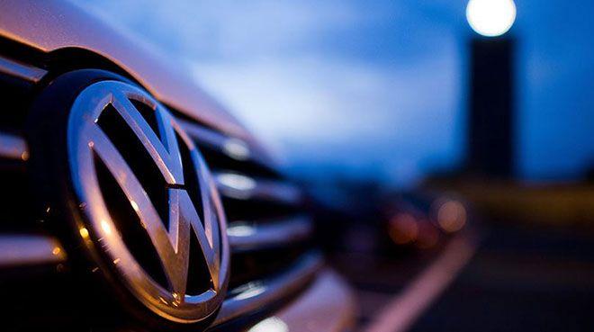 Volkswagen üretime yeniden başladı