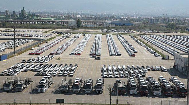 Kocaeli`de banttan inen 100 araçtan 89`u ihraç edildi