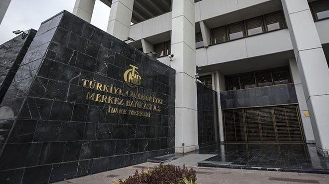 TCMB zorunlu karşılıklar için komisyon oranlarını açıkladı