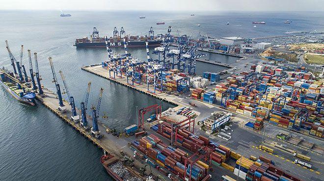 İstanbul`dan 236 noktaya ihracat