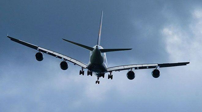 Hava yoluyla en fazla yolcu Avrupa`dan geldi