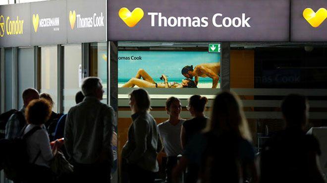 Thomas Cook`un şubelerini rakibi satın alıyor