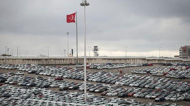 İlk çeyrekte üretilen taşıtların yüzde 89`u ihraç edildi