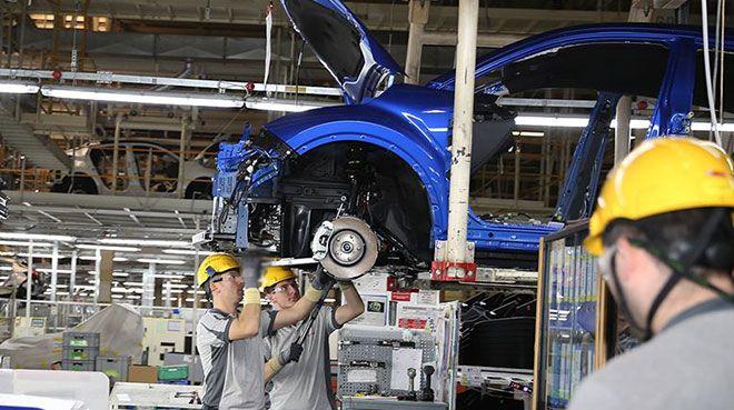 `Otomotiv sektörü bu yıl seviyeyi koruyacak`