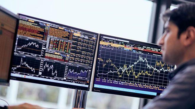 Piyasalarda gözler Merkez Bankası`na çevrildi