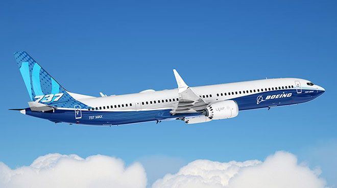 Boeing'e 5.4 milyon dolarlık ceza