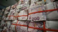 Hazine 4,3 milyar lira borçlandı