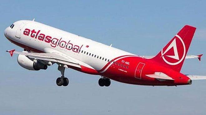 Uçuşları durdurdu! Atlasglobal`den yeni açıklama