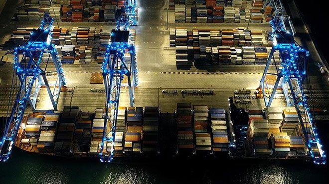 İstanbul ihracatçıları yeni yıla ihracat artışıyla başladı