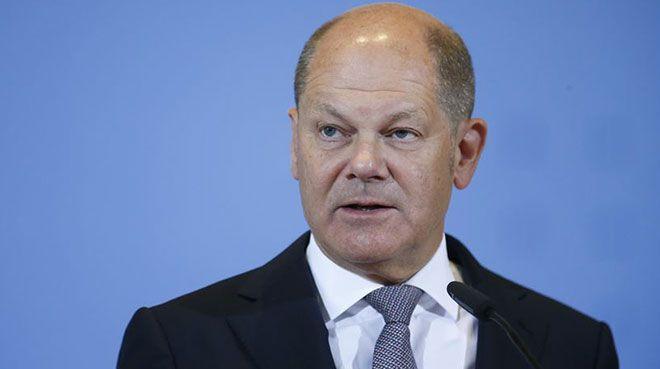Almanya Maliye Bakanı`ndan virüs değerlendirmesi