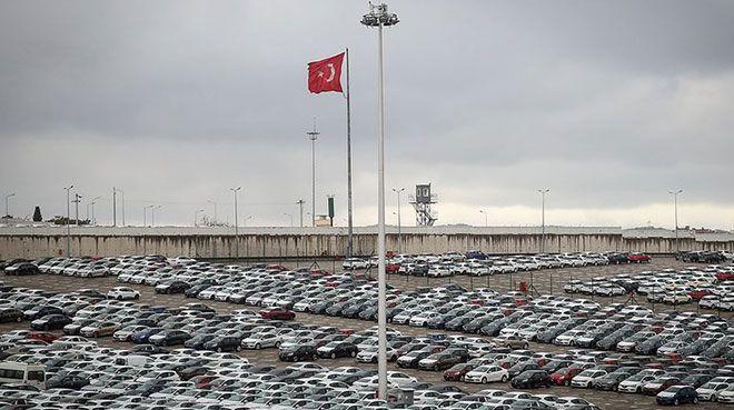 Otomotiv sektöründen 2,7 milyar dolarlık ihracat