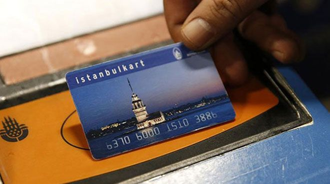 İstanbulkart'ın uluslararası alışveriş kartı olması için ilk adım atıldı