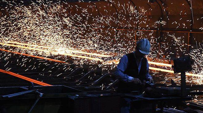 Çelik ihracatında hedef Batı Afrika