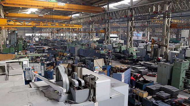 `Almanya`ya ihracatın yüzde 20`sinin makine olmasını hedefliyoruz`