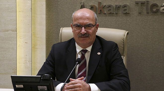 İtalyan turizm acentelerinden ATO Başkanı Baran`a ziyaret