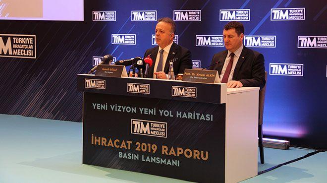 TİM `İhracat 2019 Raporu`nu açıkladı