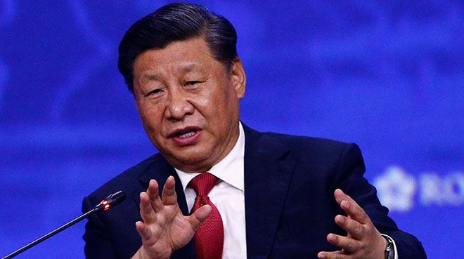 Çin lideri Şi`den ithalatı artırma sözü