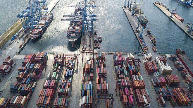 Karadeniz Bölgesi`nin en çok ihracat gerçekleştiren ili Trabzon