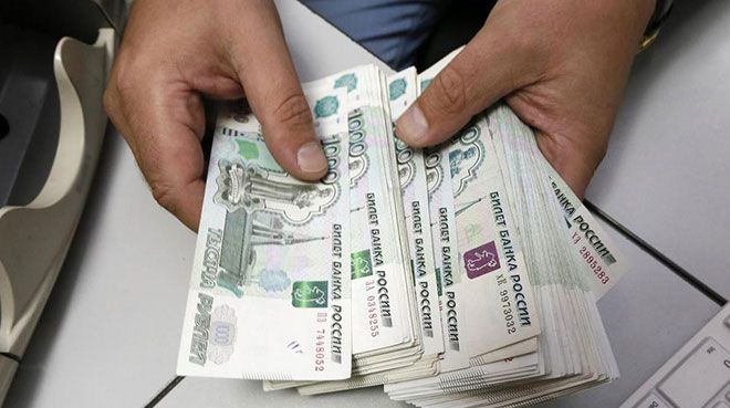 Rusya`da virüs etkisi: Ruble ve borsa düşüşte!