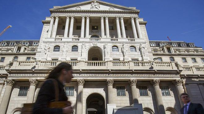 İngiltere Merkez Bankası politika faizini indirdi