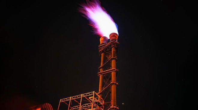 Doğal gaz ithalatı arttı