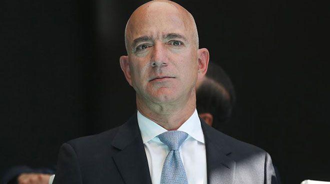 Jeff Bezos`un serveti rekor kırdı!