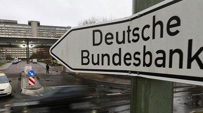 Almanya Merkez Bankası`ndan durgunluk uyarısı