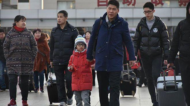 Çin`de bir haftada rekor turizm geliri