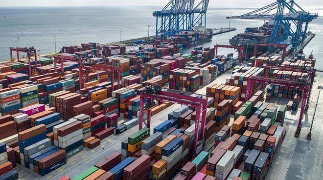 Ticaret Bakanlığı dış ticaret rakamlarını açıkladı