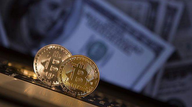 Bitcoin 10 bin doların altına indi