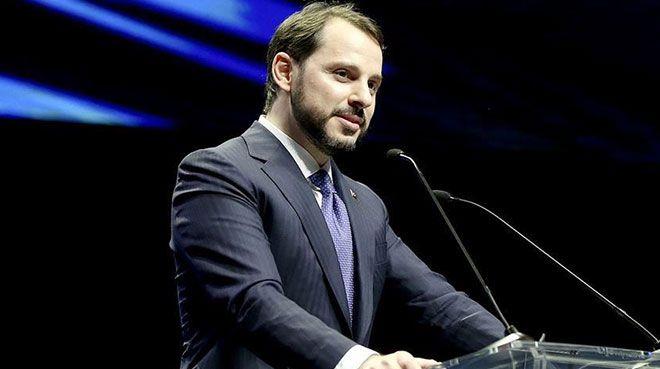 Bakan Albayrak`tan Borsa İstanbul açıklaması