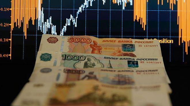 Rusya`da piyasalar haftaya negatif başladı