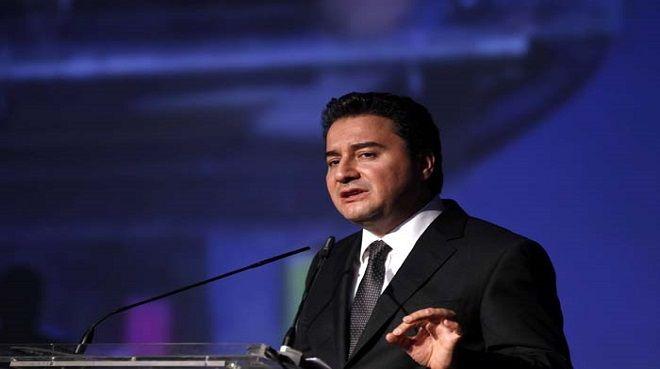 Ali Babacan`a veda mektubu